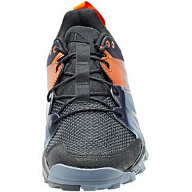 adidas Kanadia 8.1 Trail Shoes Men carbon/core black/orange